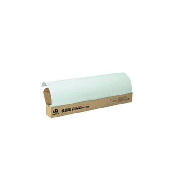 JOINTEX(ジョインテックス):方眼模造紙プルタイプ300枚ブルー P152J-B6 831165