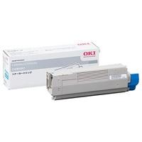OKI(沖データ):トナーカートリッジ TNR-C4CC1 シアン