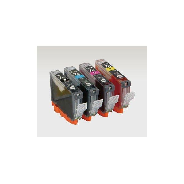 Canon(キヤノン):インクカートリッジ BCI-7e 4MP 3個 4色 343322
