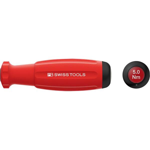PB SWISS TOOLS(PBスイスツールズ):メカトルク(トルクドライバー) プリセット 8314A-5.0