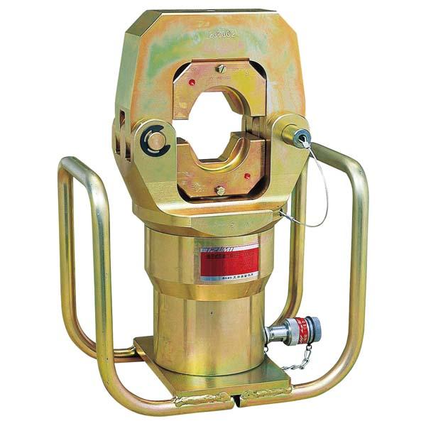 泉精器製作所:油圧式圧縮工具本体 EP-520C