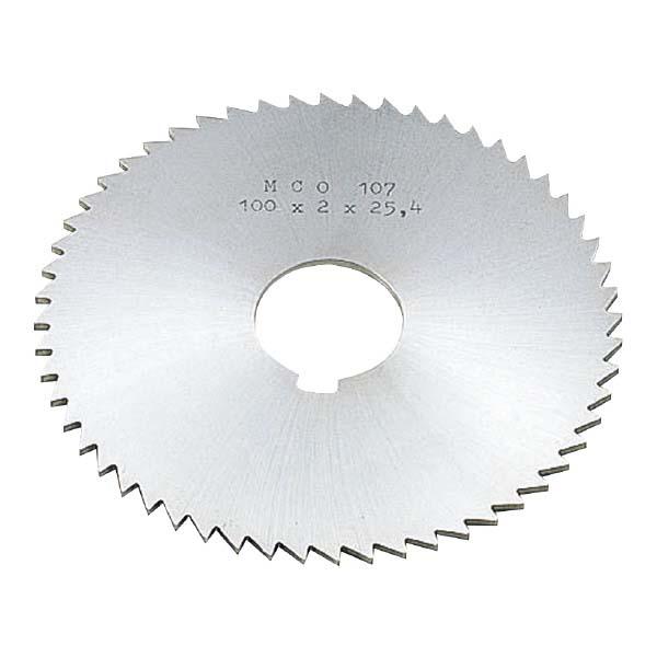 岡崎精工:メタルソー100×7.0×25.4 MST100X070