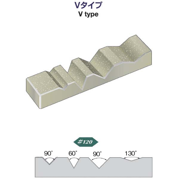 ミニター:(#G4105)成形ダイヤモンドドレッサー(1コ) PA4103