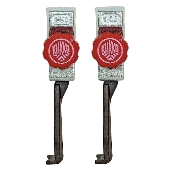 当店だけの限定モデル 3-503-P:イチネンネット KUKKO(クッコ):20-3+S・20-30+S用ロングアーム 500(2本)-DIY・工具