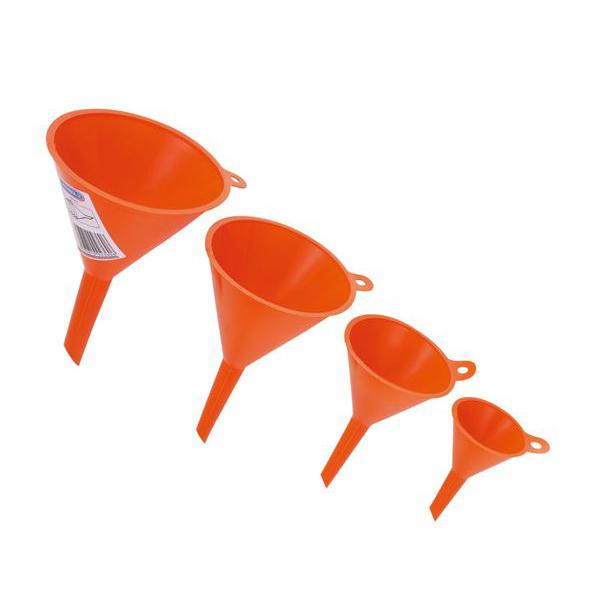 人気の定番 4103810023606 PRESSOL いよいよ人気ブランド プレッソル :プラスチックジョウゴセット #SG410S 02360