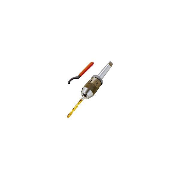 ユキワ精工:CNCキーレスドリルチャック(MTシャンク) M2T-LCS13-95