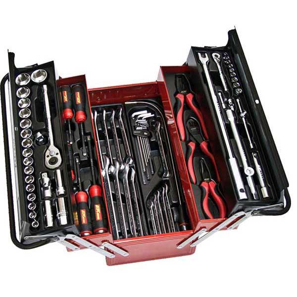 工具セット 4580343105809 ラグナ:76PCS 12.7mm 工具セット JTCB076 SST 特殊工具 自動車