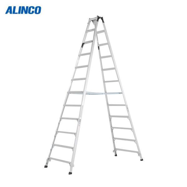 【代引不可】アルインコ:ワイドステップ専用脚立 PRS360W