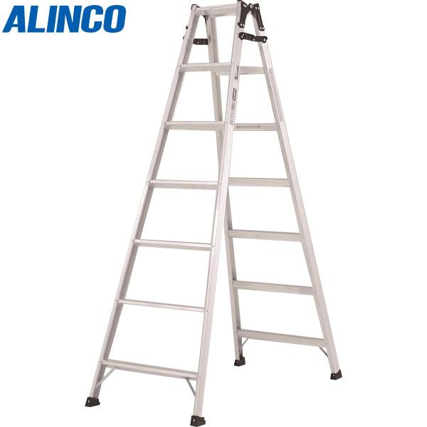 アルインコ:ワイドステップはしご兼用脚立 PRS210WA