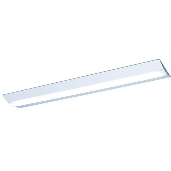 パナソニック:天井直付型40形 一体型LEDベースライト Dスタイル(器具本体:NNLK42523+ライトバー:NNL4500ENZLE9の組品番) XLX450DENZLE9