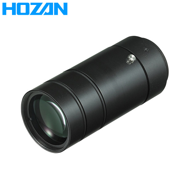 マイクロスコープ 検視 顕微鏡 ズーム 交換 4962772078464 HOZAN(ホーザン):レンズ L-846