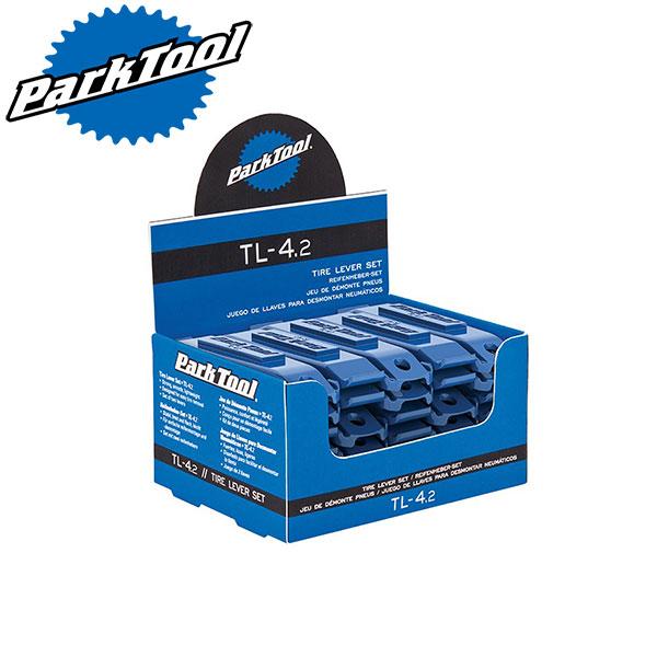 パークツール:タイヤレバーディスプレイボックス TL-4.2BOX