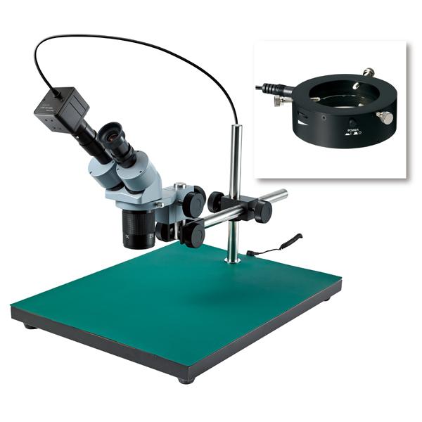HOZAN(ホーザン):実体顕微鏡 L-KIT609