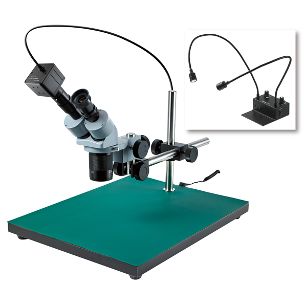 HOZAN(ホーザン):実体顕微鏡 L-KIT610