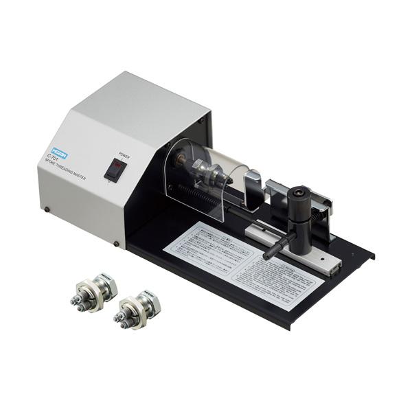 サイクルツール:電動式スポークネジ切り機セット C-701-22