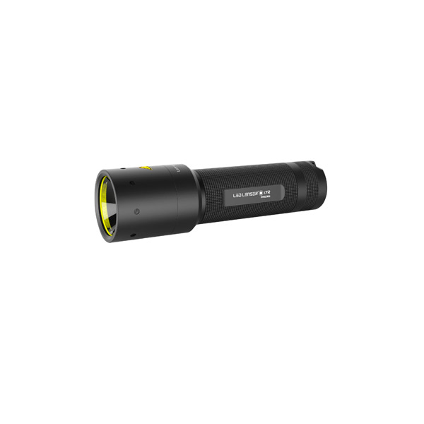 レッドレンザー:フラッシュライトi7-DR 5507-DR コンパクト LED ハンディライト 整備 懐中電灯 防災 停電 防水 レジャー 登山