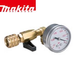 makita(マキタ):真空ポンプ用ゲージ付バルブ A-59732
