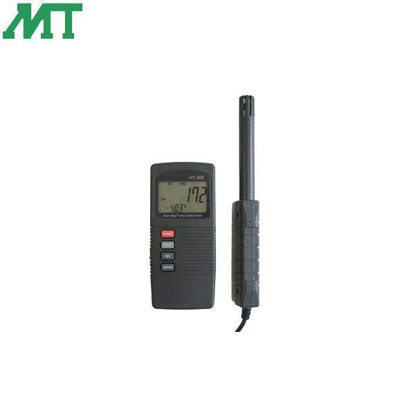 マザーツール:デジタル温・湿度計 HT-305 計測機器 測定機器