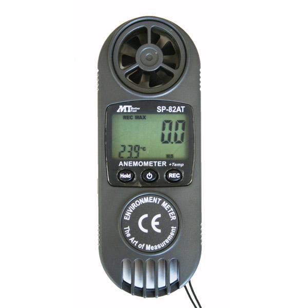 マザーツール:ポケットサイズマルチ風速・風量計 SP-82AT