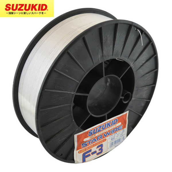 SUZUKID(スズキッド) :ソリッドワイヤ アルミ用1.0φ×2kg PF-92