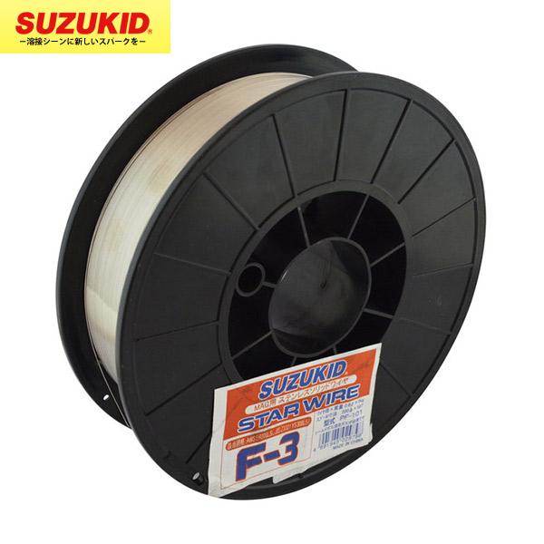 SUZUKID(スズキッド) :ソリッドワイヤ ステンレス用0.6φ×5kg PF-101