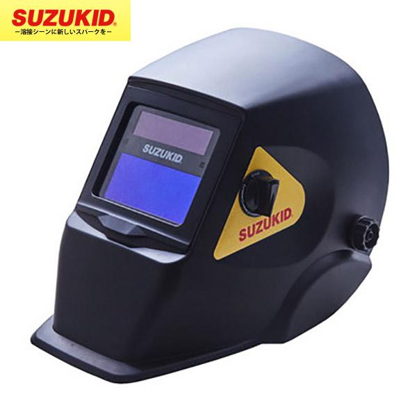 SUZUKID(スズキッド) :液晶式自動遮光面 ジドウメンFF JM-200FF