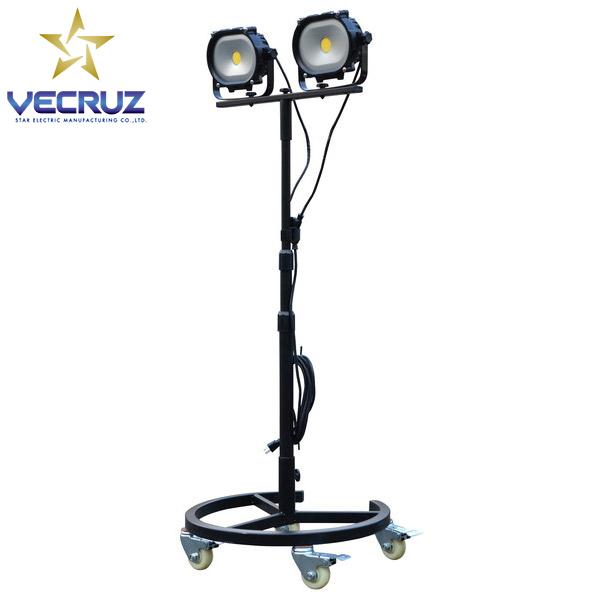 VECRUZ(ビークルーズ):調色用LEDライト SoLED(ソリッド) VPA-101