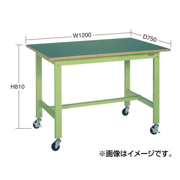 SAKAE(サカエ):軽量作業台KKタイプ移動式 KK-69FB1I