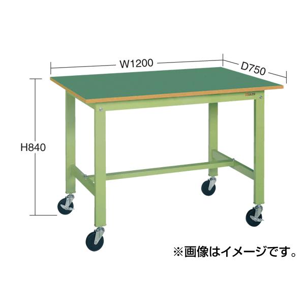 2019年最新入荷 SAKAE(サカエ):軽量作業台KKタイプ移動式 KK-70FB2:イチネンネット-DIY・工具