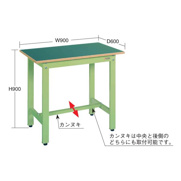 カウくる SKD-38FN:イチネンネット SAKAE(サカエ):軽量立作業台SKDタイプ-DIY・工具