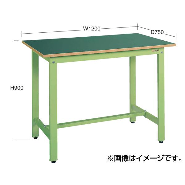 【代引不可】SAKAE(サカエ):中量立作業台KTDタイプ KTD-493I