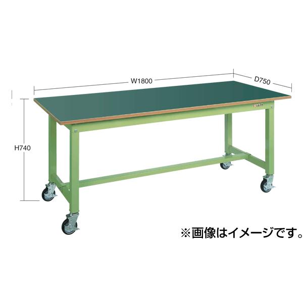激安正規  CB-189F:イチネンネット SAKAE(サカエ):中量作業台CBタイプ移動式-DIY・工具