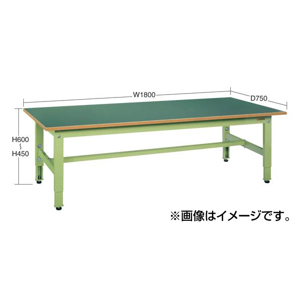 【代引不可】SAKAE(サカエ):低床用軽量高さ調整作業台TKK4タイプ TKK4-186F
