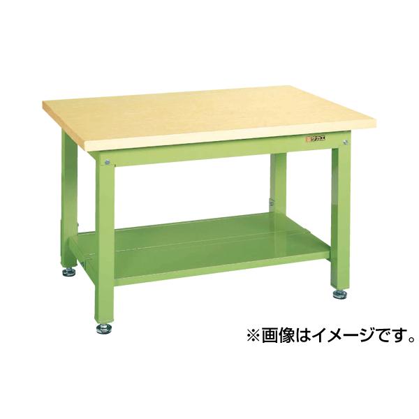 【代引不可】SAKAE(サカエ):重量作業台KWタイプ中板2枚付 KWG-188T1