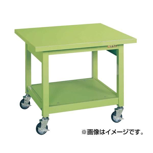 【代引不可】SAKAE(サカエ):重量作業台KWBタイプ移動式 KWBF-098