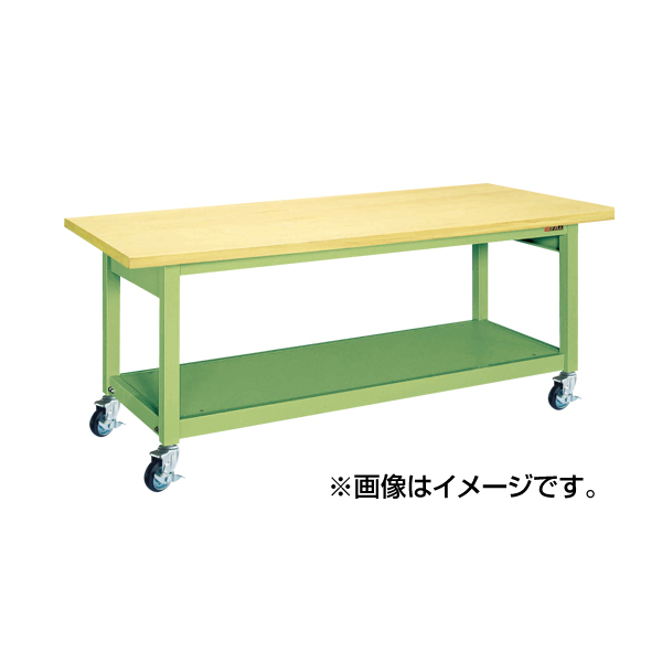 SAKAE(サカエ):重量作業台KWBタイプ移動式 KWBF-188
