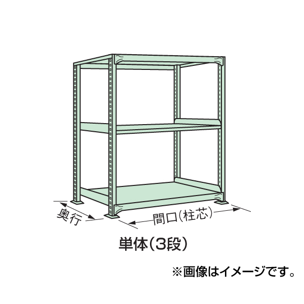 【代引不可】SAKAE(サカエ):中量棚C型 C-8163