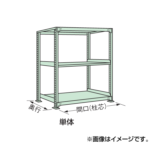 【代引不可】SAKAE(サカエ):中量棚B型 B-8364