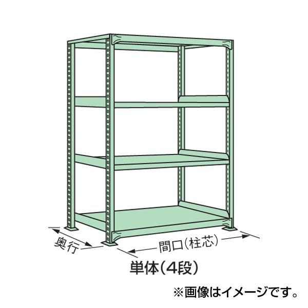 【代引不可】SAKAE(サカエ):中量棚B型 B-1544