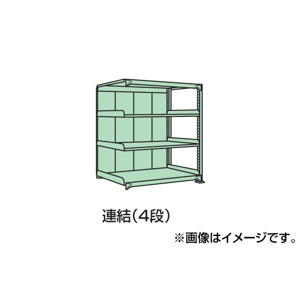 【代引不可】SAKAE(サカエ):中量棚PB型パネル付 PB-8524R