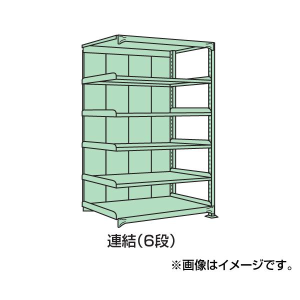 【代引不可】SAKAE(サカエ):中量棚PB型パネル付 PB-2546R