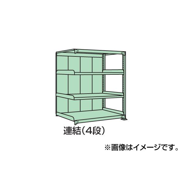 【代引不可】SAKAE(サカエ):中量棚PB型パネル付 PB-9724R