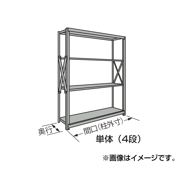 SAKAE(サカエ):重量棚NR型 NR-9344