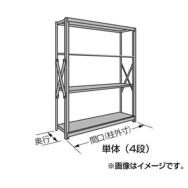 【代引不可】SAKAE(サカエ):重量棚NR型 NR-2544