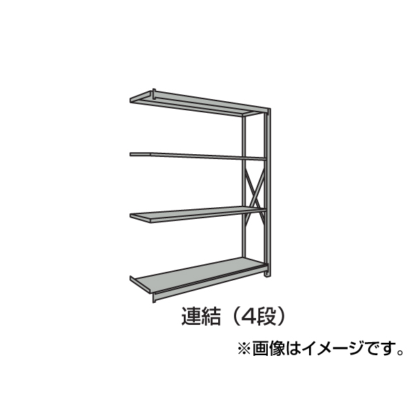 【代引不可】SAKAE(サカエ):重量棚NR型 NR-3544R