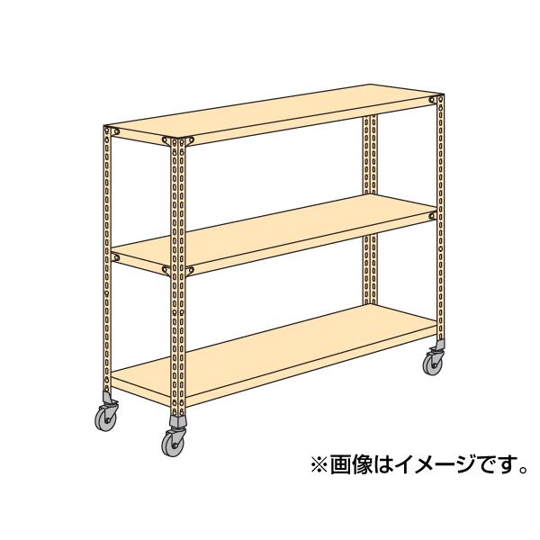 【代引不可】SAKAE(サカエ):軽量キャスターラック NWR8343