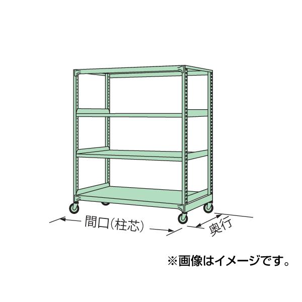 【代引不可】SAKAE(サカエ):中量キャスターラック MKS-8744G