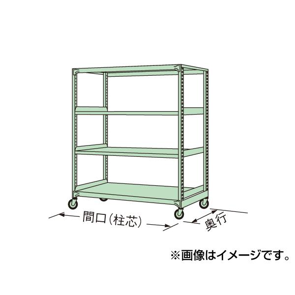 SAKAE(サカエ):中量キャスターラック MK-8324G