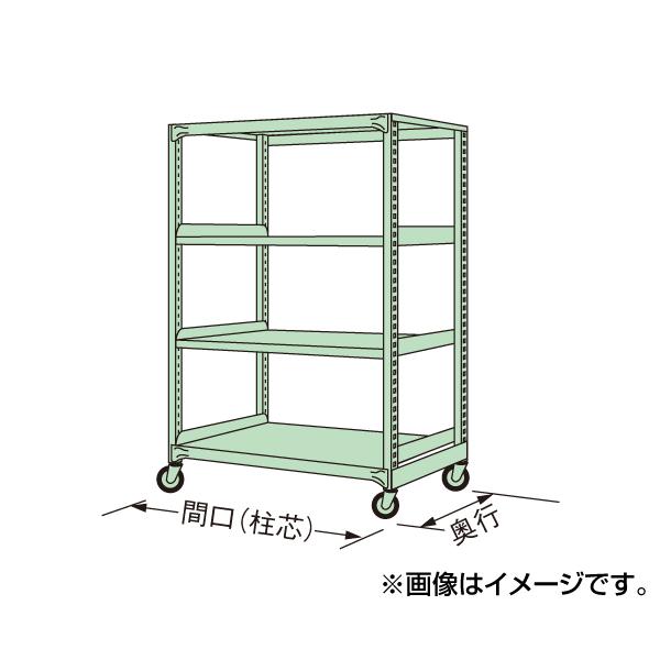 【代引不可】SAKAE(サカエ):中量キャスターラック MK-9154G