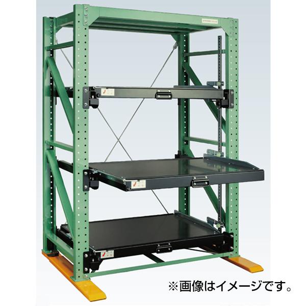 【代引不可】SAKAE(サカエ):スライドラック ハーフストロークタイプ NSDR-14R